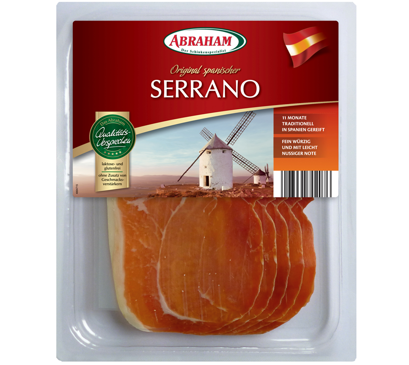 Jambon Serrano Abraham