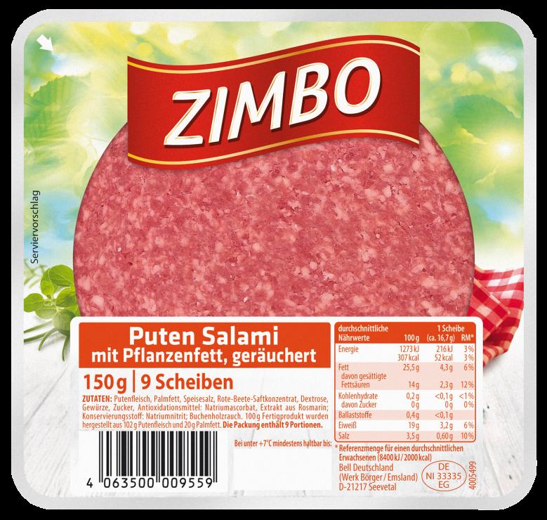 Salami cu Carne de Curcan